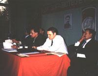 Президиум 4-го Съезда ВКПБ